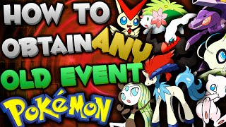getlinkyoutube.com-GET OLD EVENT POKEMON *NEW EVENTS* in Omega Ruby & Alpha Sapphire (Event Pokemon Distridution 2016)