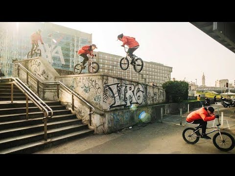 BMX Shredding in the Heart of Milan | Three Day Metro Pass