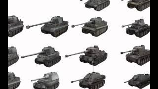 getlinkyoutube.com-WoT Tips - Weakspot Video - German Tanks