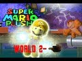 Super Mario Plush World 2-Tanks