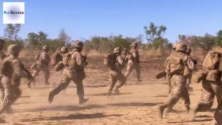 getlinkyoutube.com-Marines Conduct Mass Casualty Drill