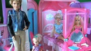 getlinkyoutube.com-Играем в куклы Барби, Жизнь в доме мечты Сезон 17 все серии подряд (18 серий)