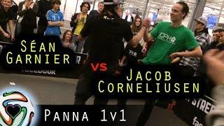 getlinkyoutube.com-Sean Garnier (FRA) v Jacob Corneliusen (DEN) Panna Battle | Style Of Play Jam 2015 - Copenhagen