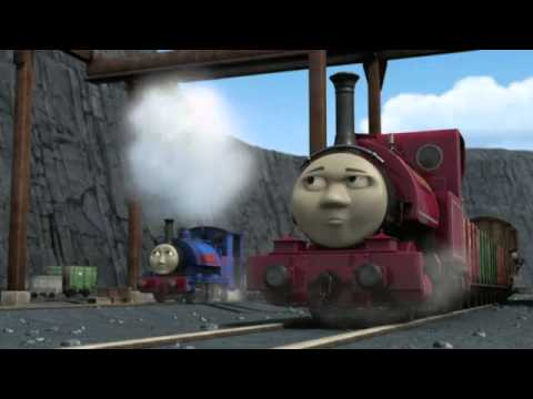 Thomas &amp; Friends: Blue Mountain Mystery - Clip -4HsG_u4KhS8