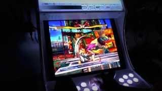 Street Fighter x Tekken: Bartop Arcade Machine-Ryu get tired..not for long