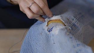 getlinkyoutube.com-How to Repair Your Jeans | Levi's®