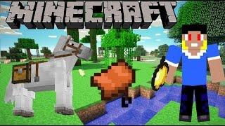 getlinkyoutube.com-Minecraft: Como achar um Cavalo