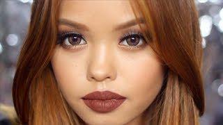 getlinkyoutube.com-Chocolate Eyes Makeup Tutorial