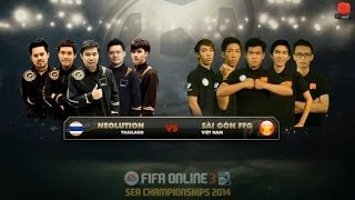 getlinkyoutube.com-[รอบชิงชนะเลิศ] FIFA Online 3 : SEA Championship 2014