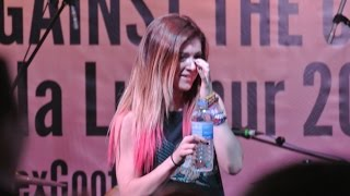 """getlinkyoutube.com-AGAINST THE CURRENT LIVE IN MALAYSIA """"AIN'T IT FUN"""" & CHRISSY'S B'DAY"""