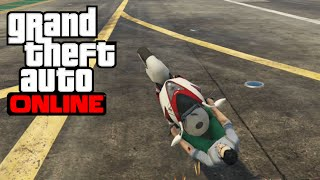 getlinkyoutube.com-TECHNIQUE INCONNUE ET INEDITE (LaSalle Double Slide) GTA 5 ONLINE