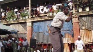 Inside Jamaica's Toughest Prison - Rare Footage