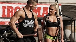 getlinkyoutube.com-Inspiring Fitness Motivation - Impress them with your skills