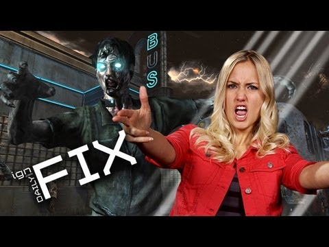 Black Ops II Zombies & Assassin's Creed Trilogy Announced! - IGN Daily Fix 09.26.12