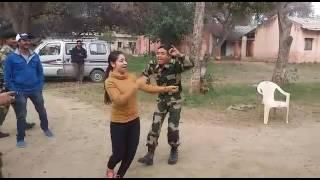 पाकिस्तानी सेना ने किया चिकनी चमेली गाने पर Dance देखे वीडियो
