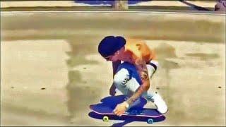 getlinkyoutube.com-Justin Bieber skateboarding - Justin Bieber andando de skate