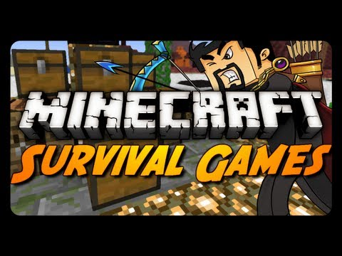 Survival Games - Sketchy Drug Deals! w/ AntVenom & xRpMx13!