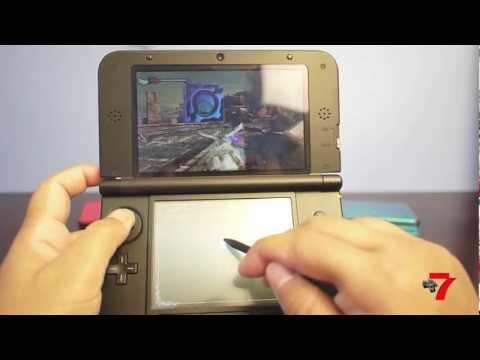 تجربة فريق بودكاست تحكًم للننتيندو 3DS XL