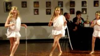 getlinkyoutube.com-Rachel dances River of Babylon