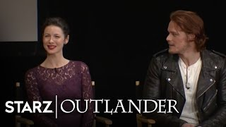 getlinkyoutube.com-Outlander | More Highlights From The Outlander Fan Gathering | STARZ