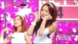 getlinkyoutube.com-Apink - Mr. Chu, 에이핑크 - 미스터 츄, Music Core 20140405