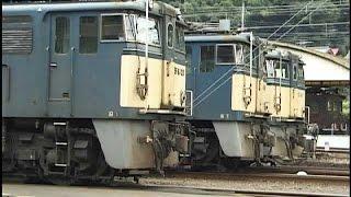 getlinkyoutube.com-ありがとう!JR  永遠にさよならEF63 廃車回送準備に追われる横川機関区 他 DV127