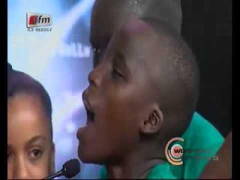 Les enfants de Sen P'tit Gallé dans Weekend Star 00 05 31 00 06 16