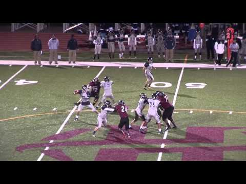 Winston Guillory III & Thomas Fitts, ESD Sophomores- Football Highlights 2012 - For Mobile Viewing