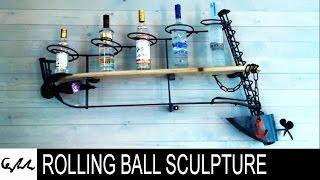 getlinkyoutube.com-Extreme rolling ball sculpture for bar