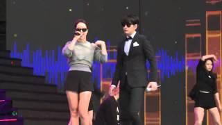 150905 2015 DMC Festival K-POP Super Concert Rehearsal :