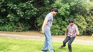 getlinkyoutube.com-YS Jagan Mohan Reddy Playing With His Kids Family Video Leaked