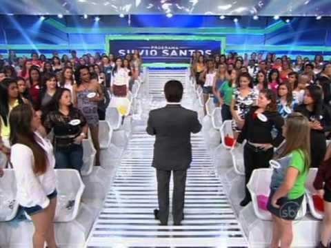 Silvio comanda Show de Transformistas - 09/03/14