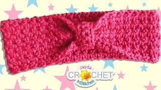 Classic Headband / Ear Warmers Crochet Pattern - EASY DIY!