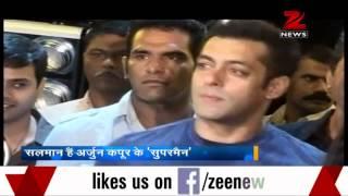 getlinkyoutube.com-Arjun Kapoor pays tribute to Salman Khan in 'Tevar`