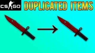 getlinkyoutube.com-CS GO Skins - Duplicated Rare Items Explained!