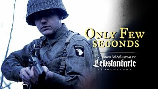 getlinkyoutube.com-Only Few Seconds - WW2 Short film (Wehrmacht vs 506 Easy Company)