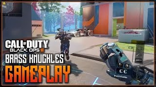 "getlinkyoutube.com-Black Ops 3 - BRAND NEW ""BRASS KNUCKLES"" GAMEPLAY - NEW SECONDARY SHOWCASE - COD BO3"