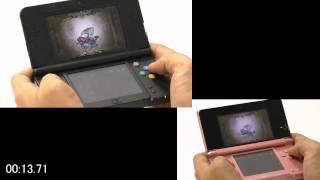 getlinkyoutube.com-【New3DS】読み込み速度をモンハン4Gで比較!【3DS】