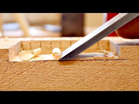 10 Minute Timber Framing 2