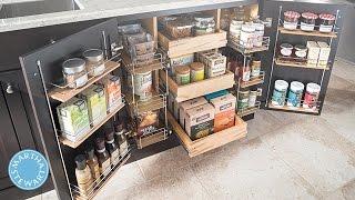 getlinkyoutube.com-Get Martha Stewart's Tips for Easy Kitchen Organizing - Martha Stewart