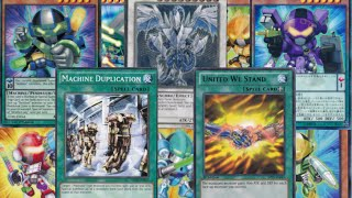 getlinkyoutube.com-Deskbot Updated Deck Profile - TCG only & OCG Supported Builds (November 2015 Format)