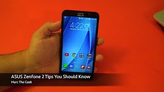 getlinkyoutube.com-ASUS Zenfone 2 Cool Tips You Should Know
