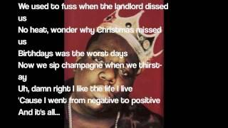 getlinkyoutube.com-Biggie Smalls - Juicy (lyrics) (HD) [1080]