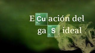 Imagen en miniatura para Ecuación del gas ideal