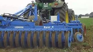 LEMKEN - Cultivator Karat
