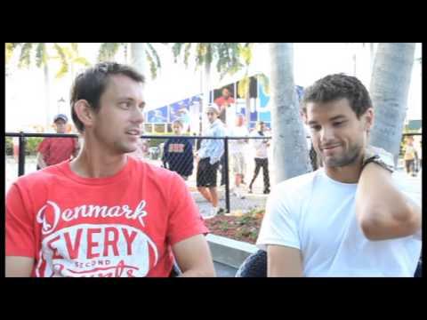 Miami 2013 Nielsen Dimitrov Interview