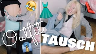 getlinkyoutube.com-Julian in meinem MINIKLEID 👗😂 OUTFIT-TAUSCH ♥ BibisBeautyPalace