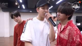 [中字] 180713 [BANGTAN BOMB] BTS PROM PARTY   UNIT STAGE BEHIND 땡  BTS 방탄소년단