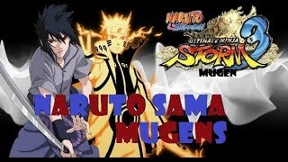 getlinkyoutube.com-Naruto Shippuden: Ultimate Ninja Storm 3 Full Burst MUGEN