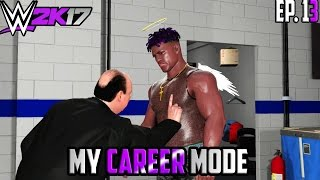 "getlinkyoutube.com-WWE 2K17 My Career Mode (Part 13) - Meeting Paul Heyman Again ""Go and Get It"""